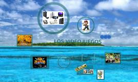 """Copy of """"Los videojuegos"""""""