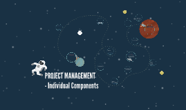Project Management - Individual Components