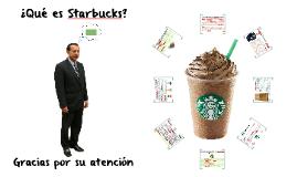 HISTORIA DE  STARBUCKS COFFEE