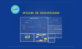 OFICINA DE DISCAPACIDAD