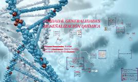 Tema 6. Generalidades de señalización química.