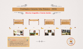 Unidades Octavo Año Básico - 2014