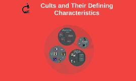 Copy of Cults