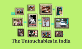 The Untouchables in India
