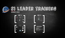 si leader training