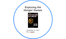 Exposing the Hunger Games