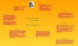EN 311 Poem Presentation