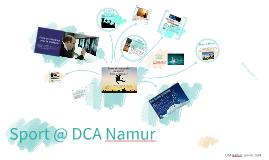 Sport @ DCA Namur