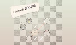 Curso de LÓGICA