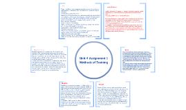 Unit 4 Assignment 1