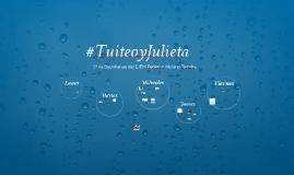#TuiteoyJulieta, presentación AELE