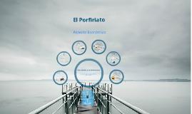Copy of Copy of El Porfiriato, aspecto económico