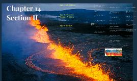 14.2 Kinds of Eruptions