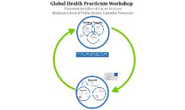 Global Health 1st Years Presentation