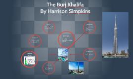 Harrison - Burj Khailifa