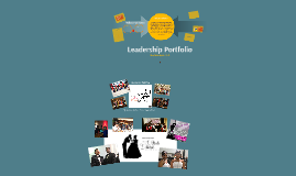 Leadership Portfolio 2014-2015