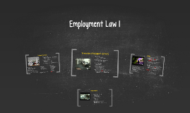 Copy of Employment Law
