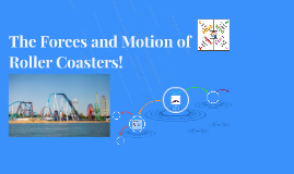 The Forces and Motion of Roller Coasters!