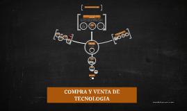 Compra y venta de tecnologia