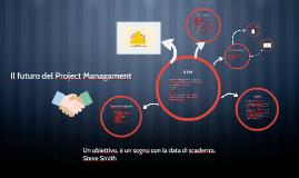Il futuro del Project Managament