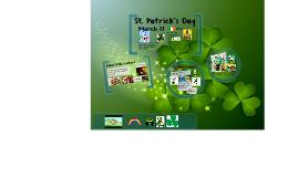 St. Patrick's Day infantil