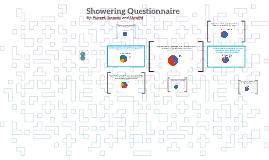 Showering Questionnaire