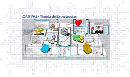 CANVAS - Tienda de Experiencias