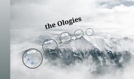 the Ologies: Ontology, Epistemology & Methodology