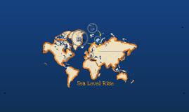 Sea Level Rise WiP