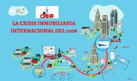 QUEBEC -  LA CRISIS INTERNACIONAL DEL 2008