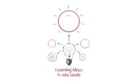 Learning Ideas