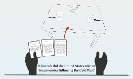 What role did the United States take on in economics followi