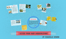 Aztec Food and Agriculture