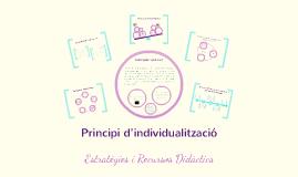 Principi d'individualització