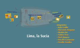 Lima, la Sucia