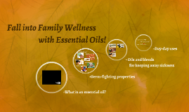 Fall into Family Wellness!