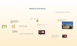 Kingdom of Axum (Aksum)