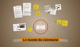 Le monde du volontariat