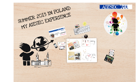 My AIESEC Experience
