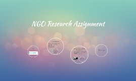 NGO Research Assignment