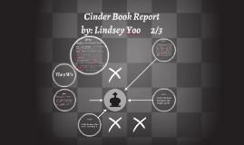 Cinder Book Report