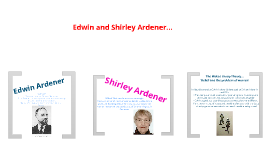 Copy of Edwin and Shirley Ardener