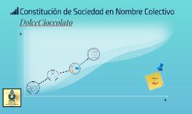Copy of Constitución de Sociedad en Nombre Colectivo