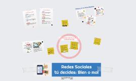 Copy of Las Redes Sociales para adolescentes y jóvenes cristianos