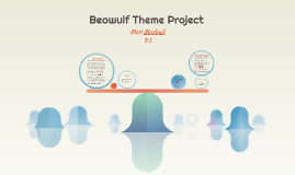 Beowulf Theme Project