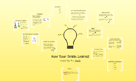 How Your Brain Learns