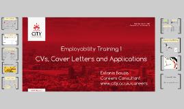 Employability Training 1