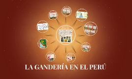 LA GANDERÍA EN EL PERÚ