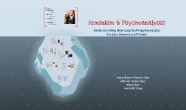 Feminism & Psychoanalysis