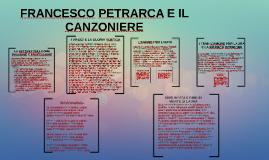 FRANCESCO PETRARCA E IL CANZONIERE